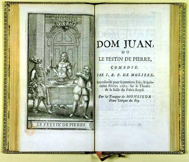 dissertation sur dom juan de moliere A comedy may in fact combine both plots, or mythoi, which seems to be the case in molière's problematical tartuffe, dom juan and le misanthrope moreover, literature has archetypes the plots mentioned above are archetypal plots as well, comedy always opposes the eirôn (as in ironic) and the alazṓn.