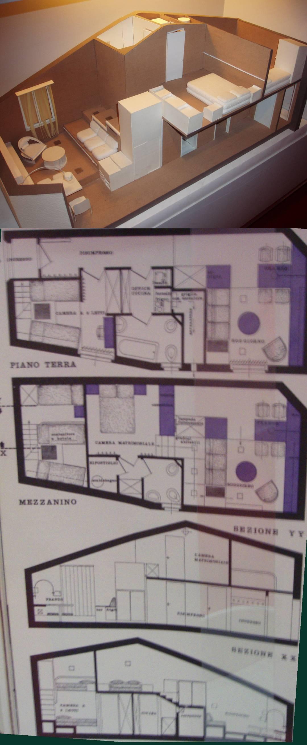 Espace ilyatoo - Appartement en duplex abraham architects ...